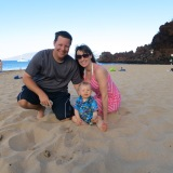 Maui – Floating, Fun and FirstSteps